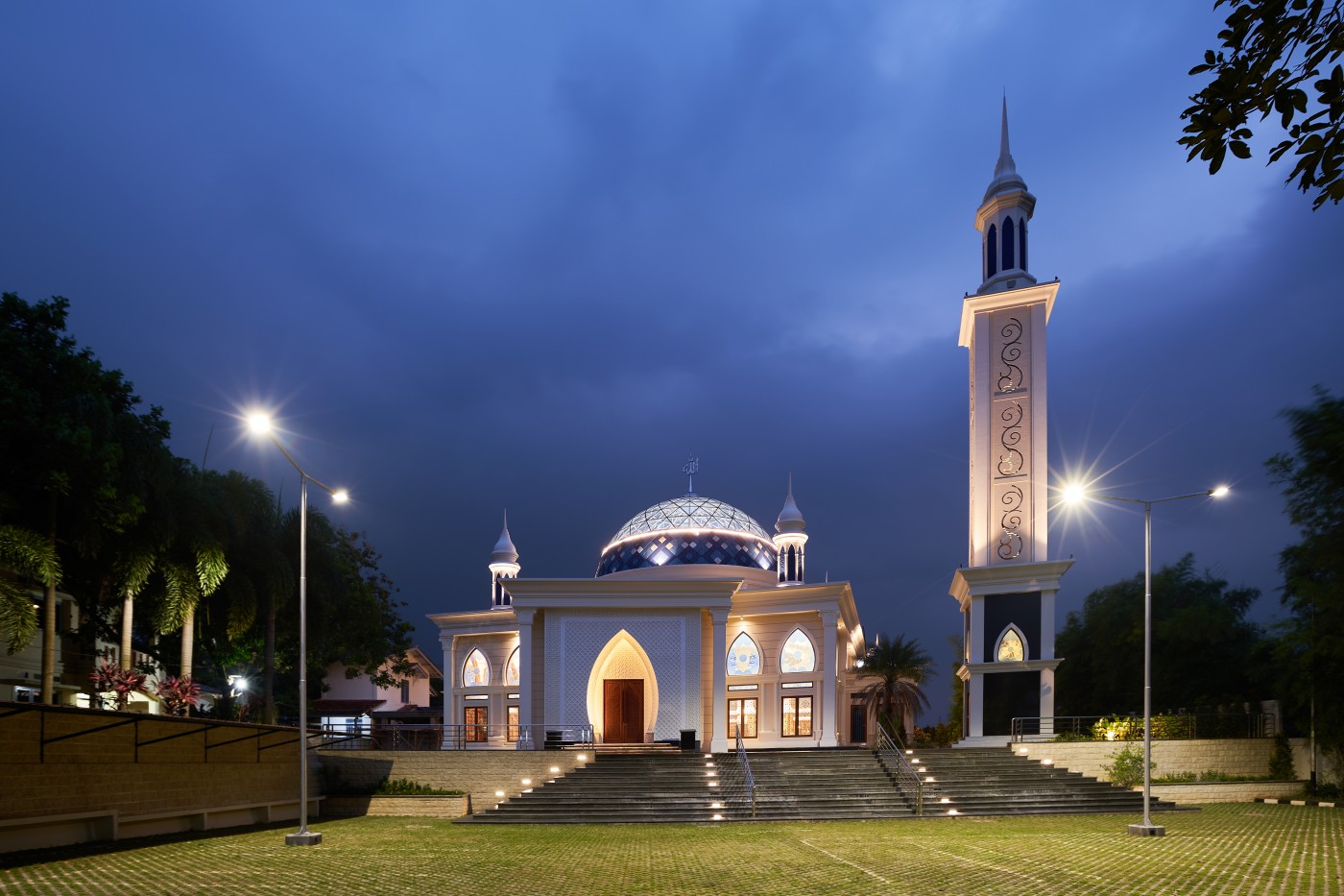 Masjid Al-Ikhlas Bambu Apus