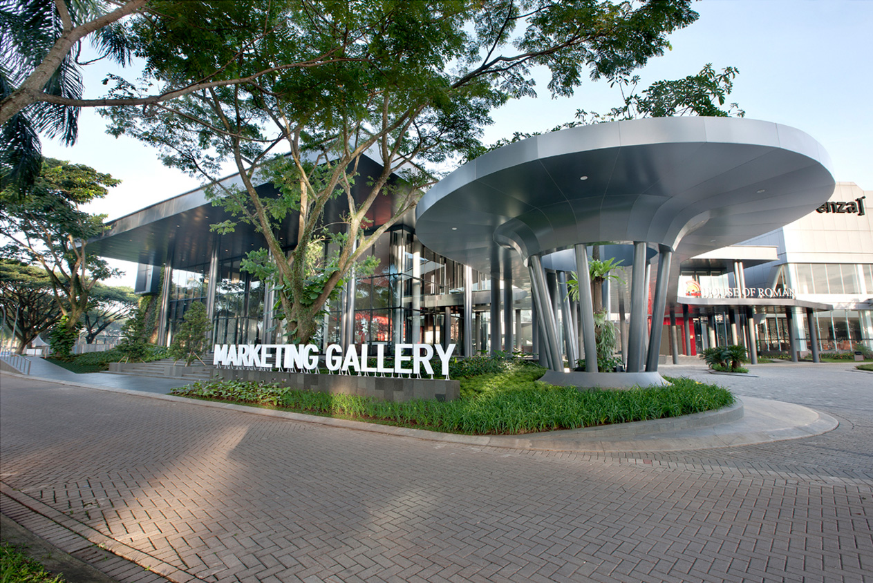 Marketing Galeri Parahyangan