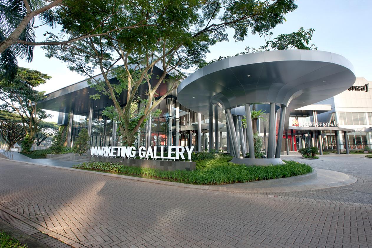 Marketing Galeri Parahyangan