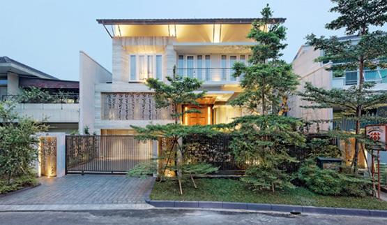 Rumah Tinggal, Pondok Indah