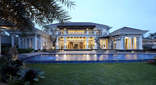 Garden House BSD, Tangerang
