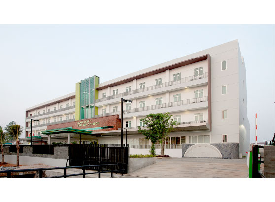 Sari Asih Hospital, Cipondoh Tangerang